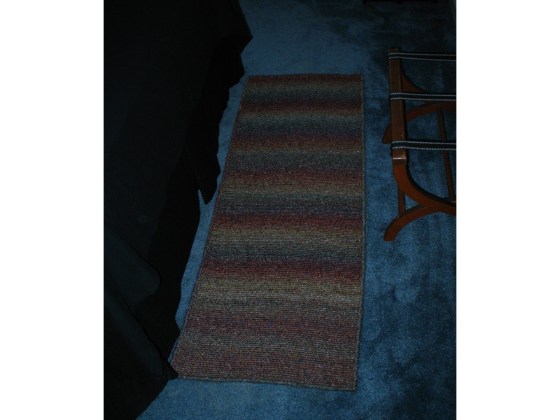 Picture of How to Make a Locker Hook Rug