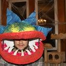 Little Shop Of Horrors - Audrey 2 Costume