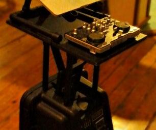 DJ Station and Laptop Base - Soporte Para Portatil Y Estacion Para DJ