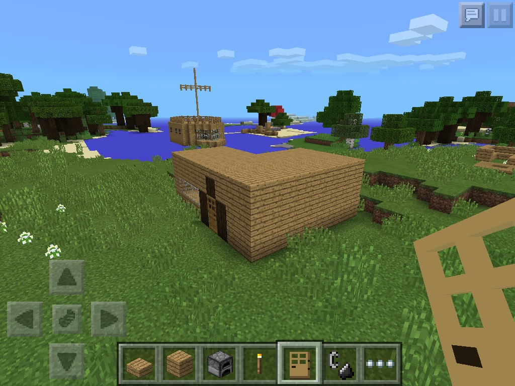 Picture of Minecraft Follower House Pt1