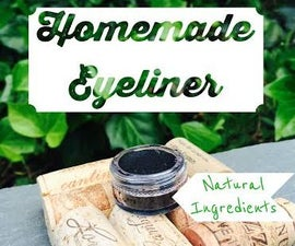 Homemade Eyeliner