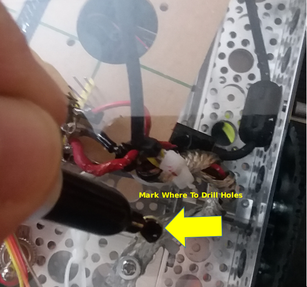 Picture of Think About How You Will Mount the Circuits