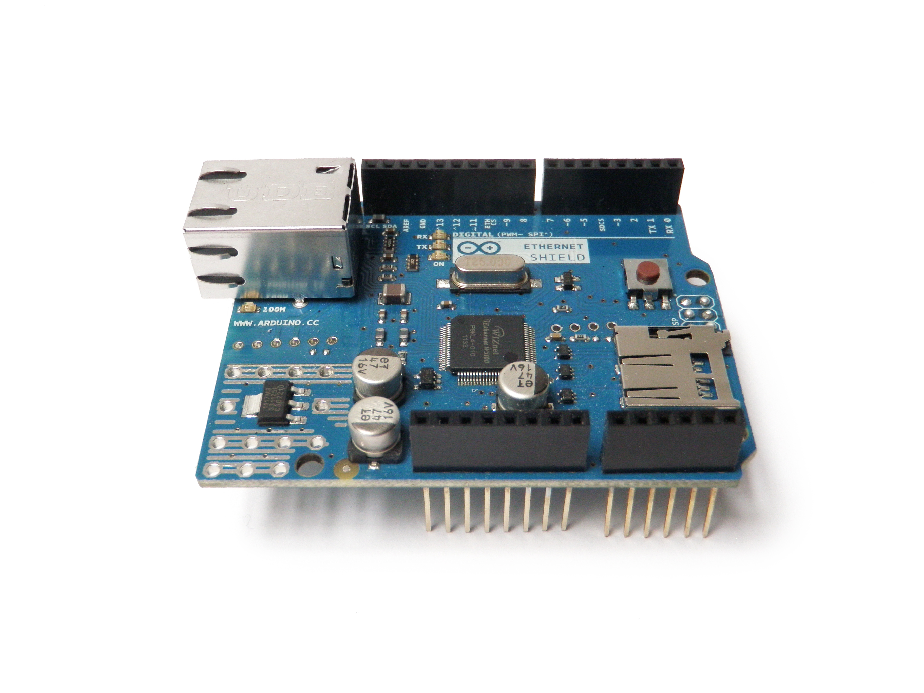 Arduino Ethernet Shield Tutorial: 5 Steps (with Pictures)