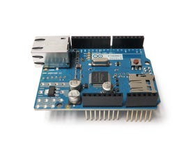 Arduino Ethernet Shield Tutorial