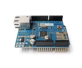 Arduino Ethernet Shield Tutorial