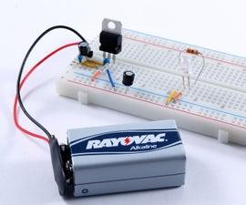 Basic 5 Volt Power Supply