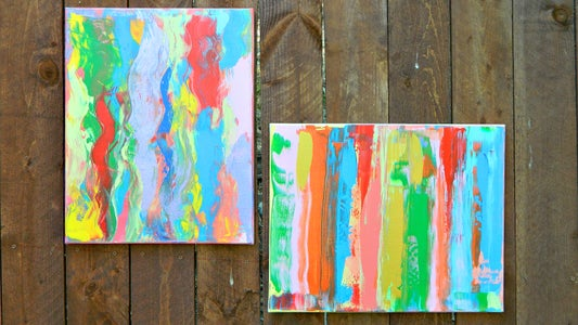 Abstract Art DIY