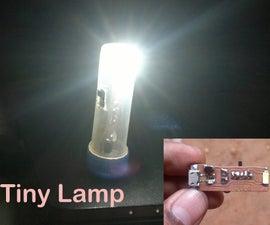 微型应急灯