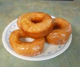 Spudnuts (Potato Doughnuts)