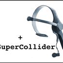 EEG - NeuroSky MindWave Mobile 2 + SuperCollider