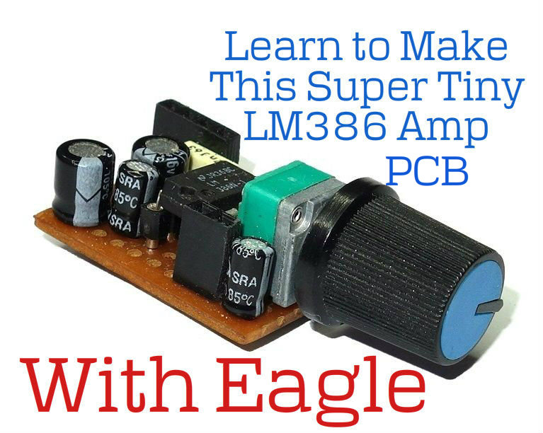 Compact Circuit Boards With Eagle ... No Etching!: 12 Steps