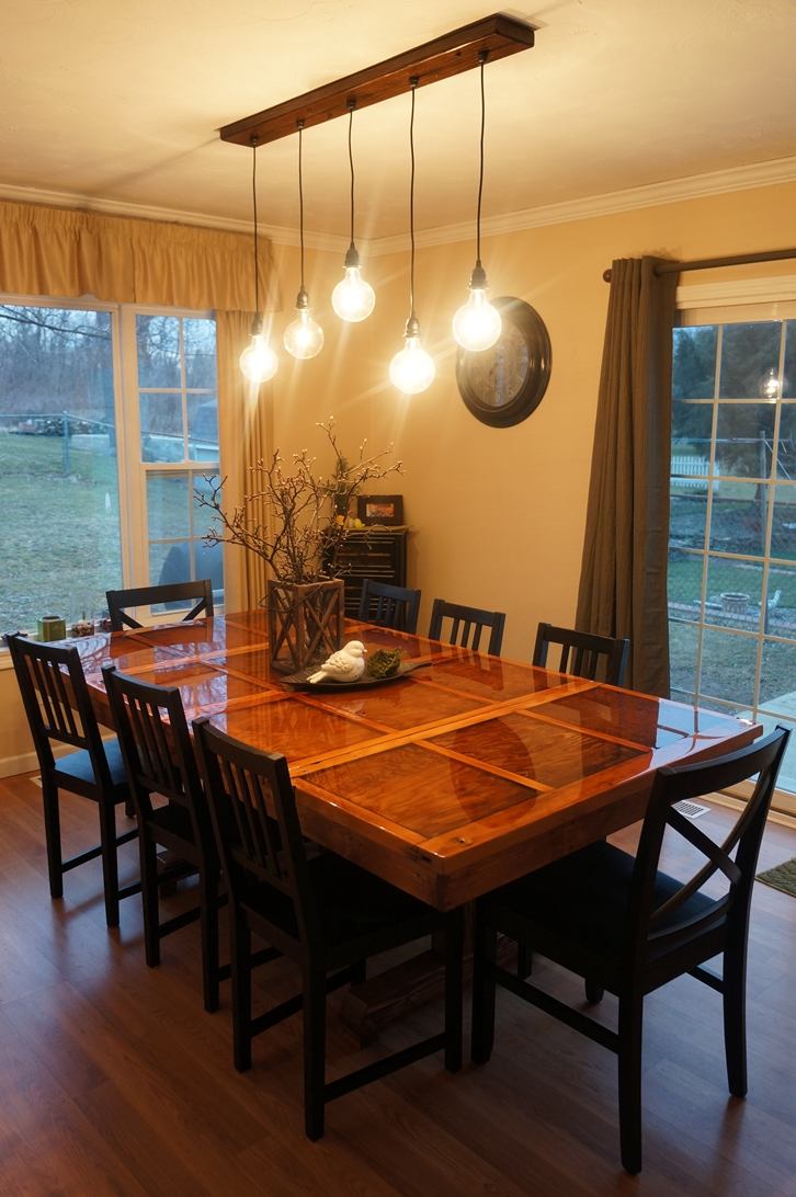 Dining Room Light - When You Can\'t Afford It, MAKE IT!: 7 Steps ...