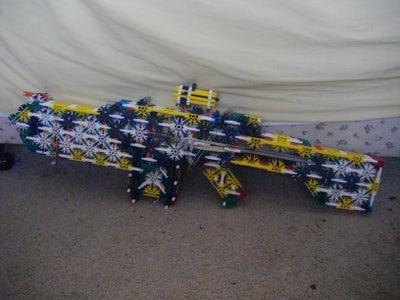 Knex Battle Rifle
