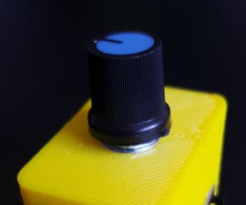 Rotary Encoder Button