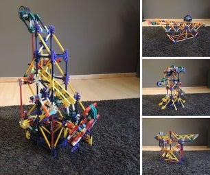 Thibault Art Knex Ball Machine Elements 2018