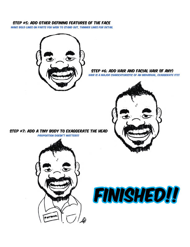 Picture of How to Draw a Caricature