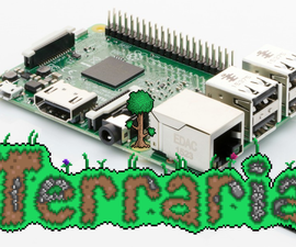 Raspberry Pi Terraria Server