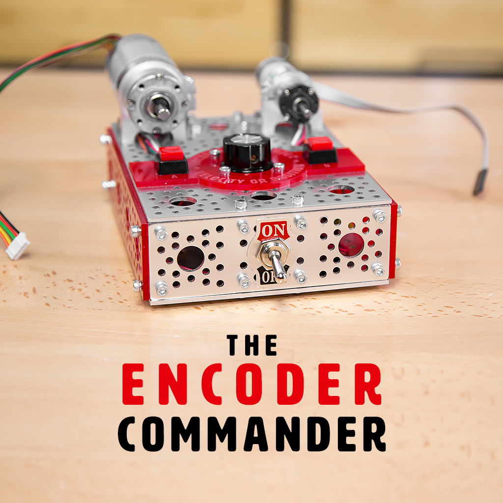 Picture of Encoder Commander