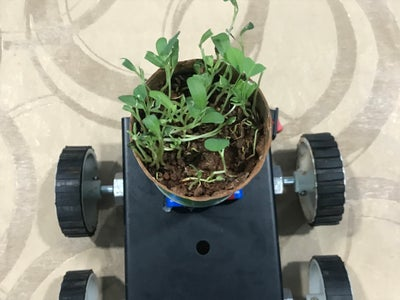 Adding the Plant to the Car