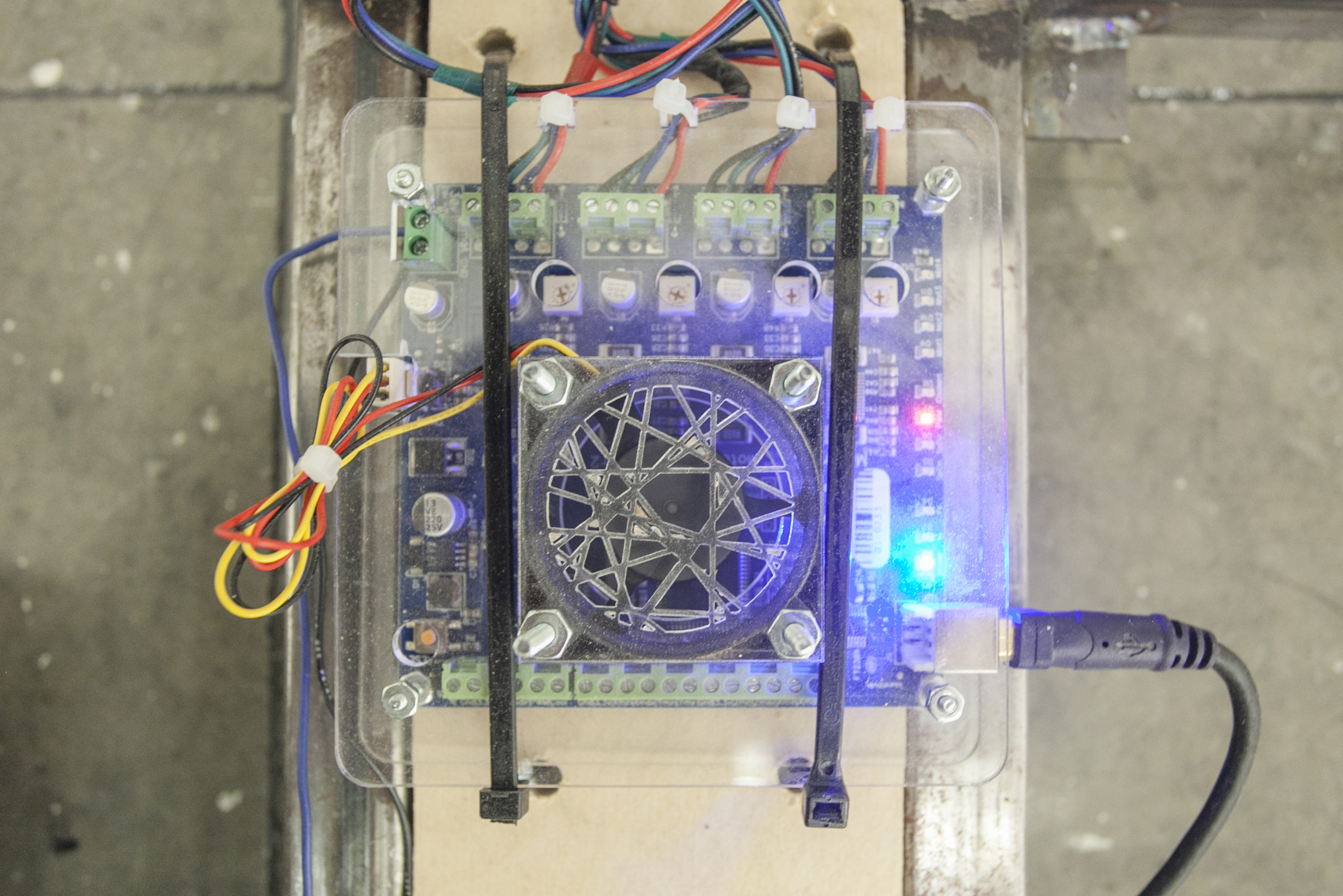 Picture of Machine: Electronics