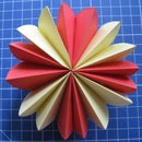 Ornamental Paper Flower