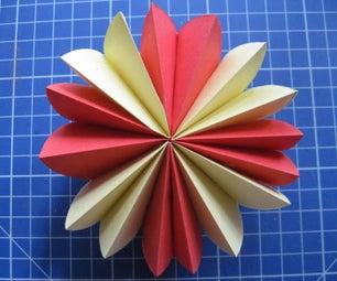Ornamental Paper Flower