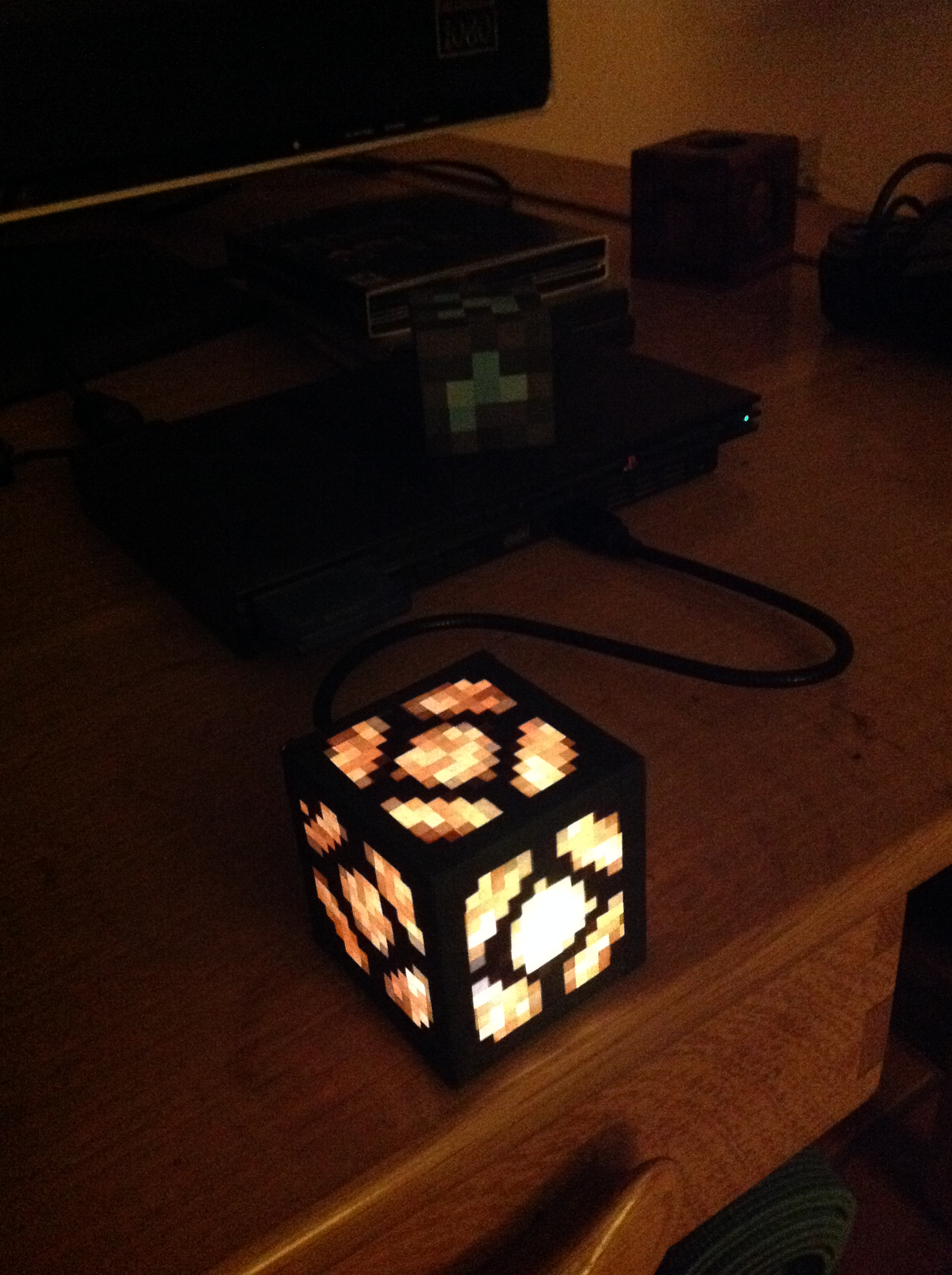 Picture of Redstone Lamp