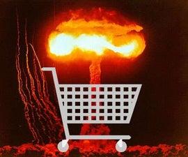 EMP Shopping Cart Locker