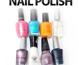 10 Unusual Uses for Nail Polish