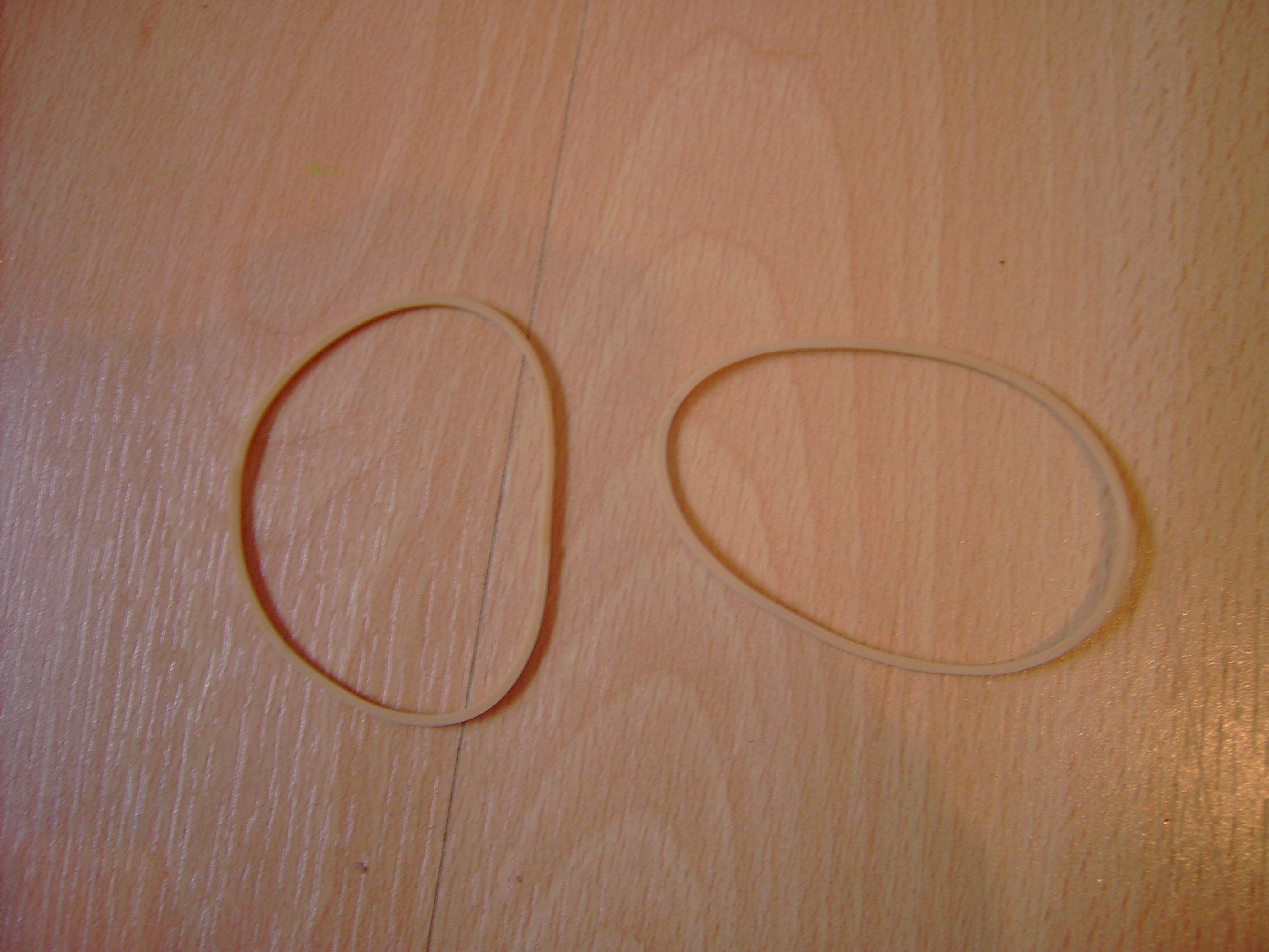 Picture of How to Make the Huge Rubber Band: