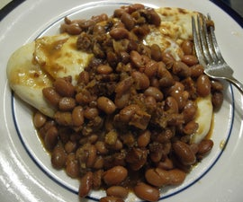 Bacony Boston Baked Beans