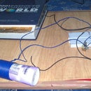 A minimalisitic home built radio
