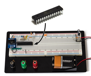 Getting Started With the ATMega328P