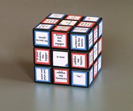 The Fortune-telling Cube