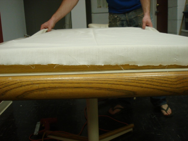 Picture of Install the Fiberglass