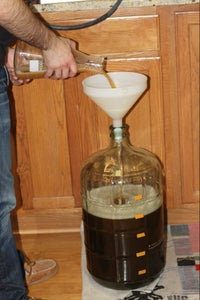 Pitching the Yeast