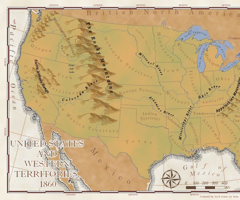 How to Walk Across America: 22 Steps (with Pictures) For A Walk Across America Peter Jenkins Route Map on a walk route map, peter jenkins west a walk, peter jenkins new orleans to new york map, hands across america map,