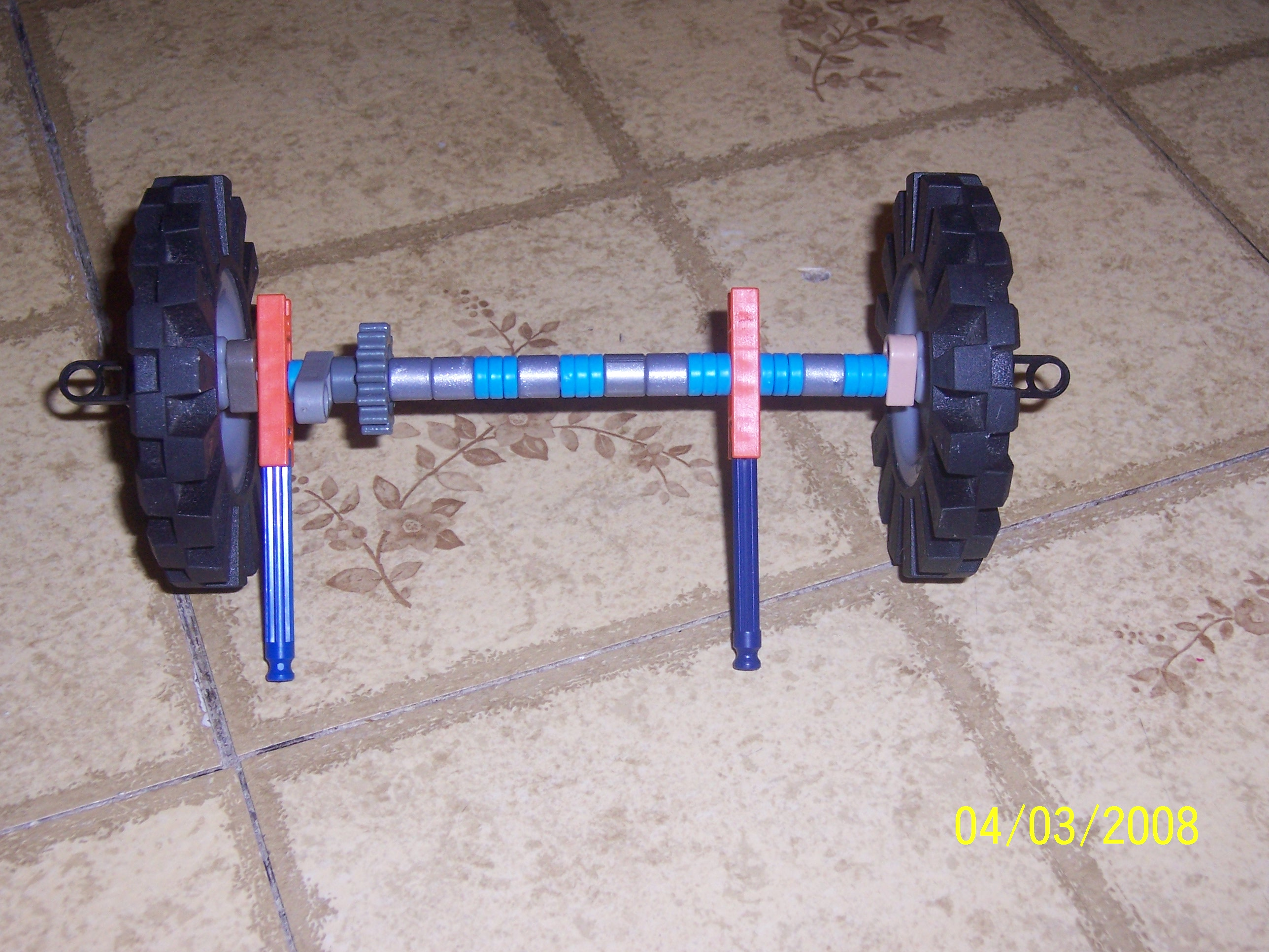 Picture of Build the Axle!