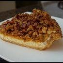Sweet Potato Cheesecake Pecan Pie