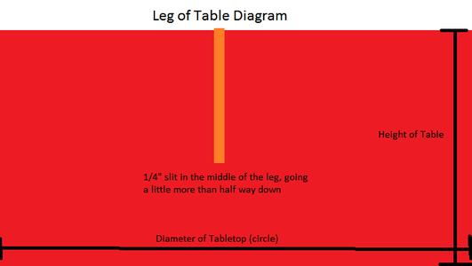 Cut One Leg (part 2)