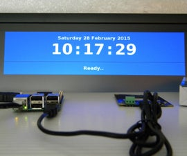 Time & Attendance System with Raspberry and Phidgets