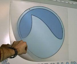 Large Stencils Via Projector
