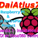 Raspberry Pi/RetroPie Project - Appendix 1 - Installing/Using 1st Gen Xbox/360 Wired USB Controller for use with RetroPie