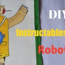 DIY Instructables Robot