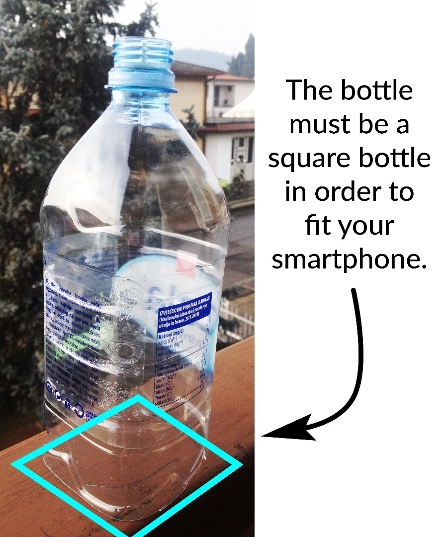 Picture of Find the Square Bottle