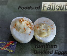 Foods of Fallout: YumYum Deviled Eggs