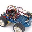 Motion Sensor Car Manual