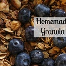 How To: Homemade Granola