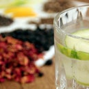 Homemade // Egon Gin // Maceration