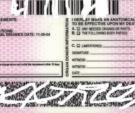 Decode Your License
